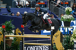 Delestre Simon, (FRA), Qlassic Bois Margot<br /> Final I<br /> Longines FEI World Cup Final - Goteborg 2016<br /> © Hippo Foto - Dirk Caremans<br /> 25/03/16