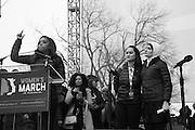 LINDA SARSOUR- HEADSCARF , Womens's March on  Washington DC. 21 January 2017