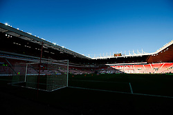 General View inside the stadium - Photo mandatory by-line: Rogan Thomson/JMP - 07966 386802 - 04/01/2015 - SPORT - FOOTBALL - Sunderland, England - Stadium of Light - Sunderland v Leeds United - FA Cup Third Round Proper.