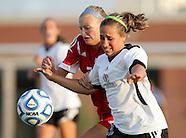 OC Women's Soccer Scrimmage SS - 8/17/2012