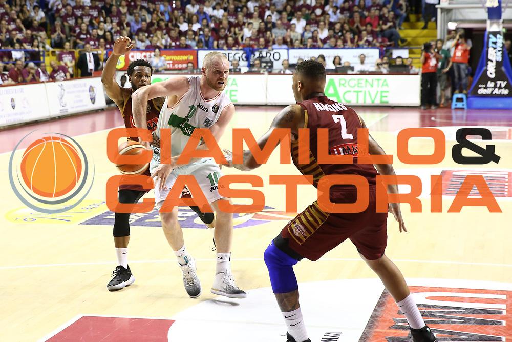Leunen Maarten<br /> Umana Reyer Venezia vs Sidigas Avellino<br /> Lega Basket Serie A 2016/2017<br /> Play Off SemiFinali Gara 1<br /> Venezia,26/05/2017<br /> Foto Ciamillo-Castoria/A. Gilardi