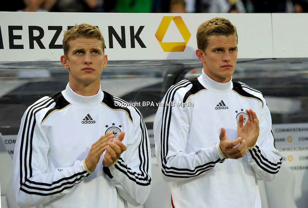 Fifa Men&acute;s Tournament - Olympic Games Rio 2016 - <br /> Germany National Team - <br /> Lars Bender (Left) and Sven Bender (Right)