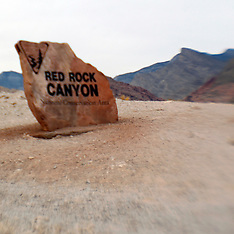 November 11, 2009: Red Rock Canyon, Las Vegas, NV