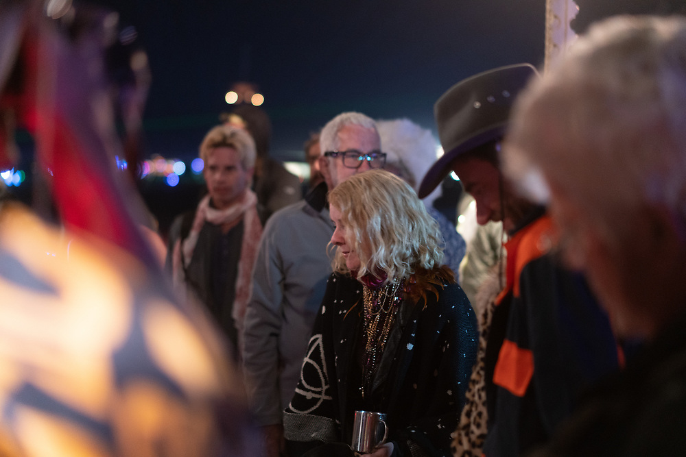 In a sensitive situation like this I try to remain invisbile. The quality of the images suffer but I would rather have bad photos than to intrude. My Burning Man 2018 Photos:<br /> https://Duncan.co/Burning-Man-2018<br /> <br /> My Burning Man 2017 Photos:<br /> https://Duncan.co/Burning-Man-2017<br /> <br /> My Burning Man 2016 Photos:<br /> https://Duncan.co/Burning-Man-2016<br /> <br /> My Burning Man 2015 Photos:<br /> https://Duncan.co/Burning-Man-2015<br /> <br /> My Burning Man 2014 Photos:<br /> https://Duncan.co/Burning-Man-2014<br /> <br /> My Burning Man 2013 Photos:<br /> https://Duncan.co/Burning-Man-2013<br /> <br /> My Burning Man 2012 Photos:<br /> https://Duncan.co/Burning-Man-2012