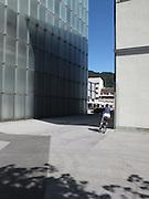 Kunsthaus Bregenz, Vorarlberg, Austria