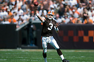 Cleveland Browns quarterback Derek Anderson.