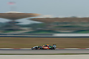 March 28, 2014 - Sepang, Malaysia. Malaysian Formula One Grand Prix. Nico Hulkenberg (GER), Force India-Mercedes<br /> <br /> © Jamey Price / James Moy Photography