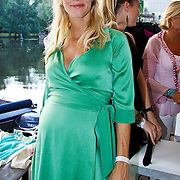 NLD/Amsterdam/20100630 - Silk Fashion & Business Summer Event, Alwien Turner