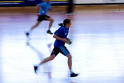 David Miklavcic at practice of Slovenian Handball Men National Team, on June 4, 2009, in Arena Kodeljevo, Ljubljana, Slovenia. (Photo by Vid Ponikvar / Sportida)