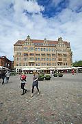 Malmö. Lilla Torg (Small Market).