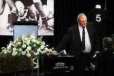 Te Kuiti- Funeral for All Black legend Sir Colin Meads