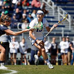 2017-02-26 Notre Dame at Duke women's lacrosse