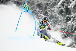 Greg Galeotti of France competes during 1st run of Men's GiantSlalom race of FIS Alpine Ski World Cup 57th Vitranc Cup 2018, on March 3, 2018 in Kranjska Gora, Slovenia. Photo by Ziga Zupan / Sportida