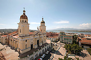 The Cathedral of Our Lady of the Assumption in Santiago de Cuba