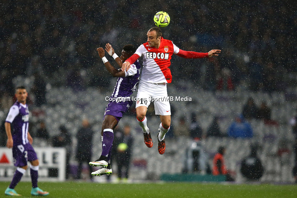 Dimitar Berbatov - 05.12.2014 - Toulouse / Monaco - 17e journee Ligue 1<br />Photo : Manuel Blondeau / Icon Sport