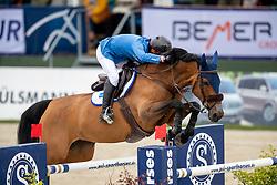 SUGITANI Taizo (JPN), Heroine de Muze<br /> Hagen - Horses and Dreams 2019<br /> Preis der LVM Versicherung - CSI4* Quali. BEMER-RIDERS TOUR-Wertung<br /> 27. April 2019<br /> © www.sportfotos-lafrentz.de/Stefan Lafrentz