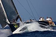 08_023897 © Sander van der Borch. Porto Cervo,  2 September 2008. Maxi Yacht Rolex Cup 2008  (1/ 6 September 2008). Day 3.