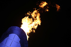 The XXII Winter Olympic Games 2014 in Sotchi, Olympics, Olympische Winterspiele Sotschi 2014<br /> The olympic cauldron