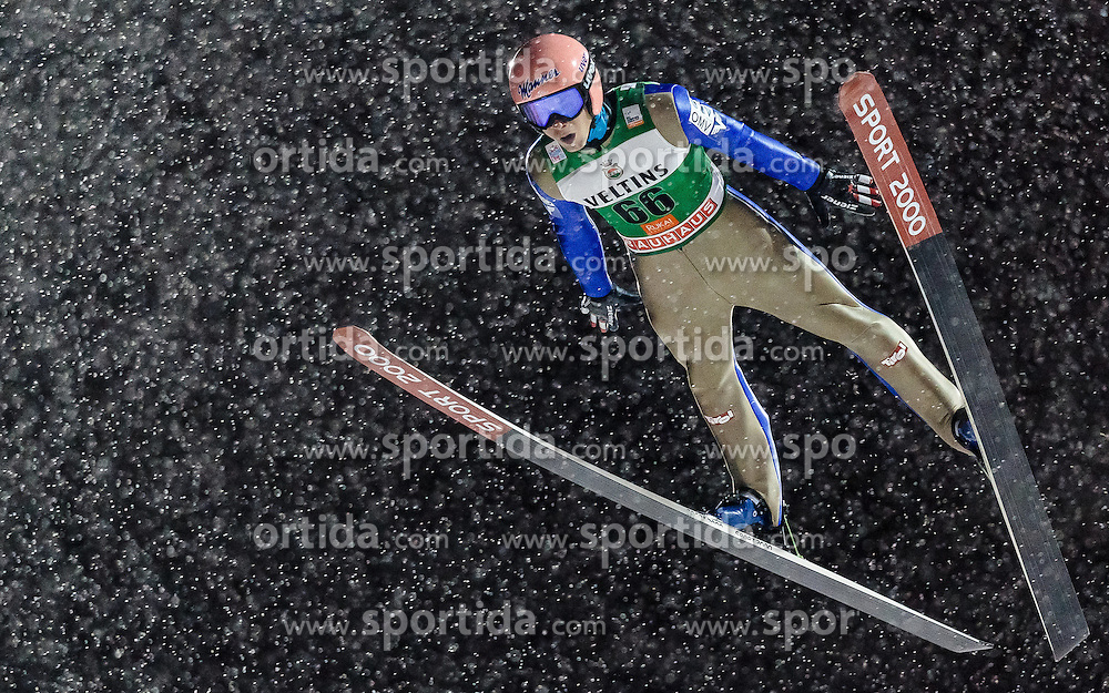 26.11.2016, Nordic Arena, Ruka, FIN, FIS Weltcup Ski Sprung, Nordic Opening, Kuusamo, Herren, im Bild Manuel Fettner (AUT) // Manuel Fettner of Austria during the Mens FIS Skijumping World Cup of the Nordic Opening at the Nordic Arena in Ruka, Finland on 2016/11/26. EXPA Pictures © 2016, PhotoCredit: EXPA/ JFK
