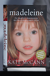 © licensed to London News Pictures. LONDON, UK  12/05/2011. Kate (not pictured) and Gerry (not pictured) McCann hold a press conference to launch a book about their daughter Madeleine disappearance. All royalties are being used to fund the ongoing investigation to her whereabouts. Please see special instructions for usage rates. Photo credit should read CLIFF HIDE/LNP