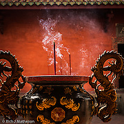 Official Martial Temple, Tainan, Taiwan