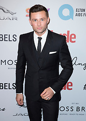 Harry Judd attends the 2016 Attitude Awards in association with Virgin Holidays, at 8 Northumberland Avenue, London. Monday October 10, 2016. Photo credit should read: Isabel Infantes / EMPICS Entertainment.