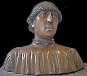 Benedetto da Majano, Florence (?), 1442 - Florence, 1497. Filippo Strozzi (1426-1491) Marble