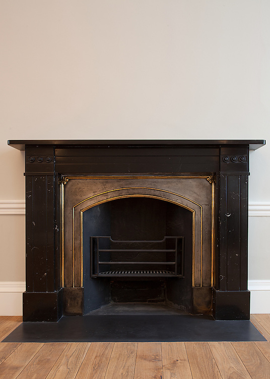 Georgian architecture, gloucester place, london, portman estate, interior, fireplaces, residential