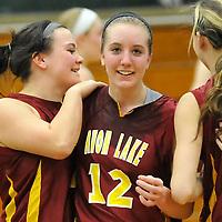 2.25.2012 Avon Lake vs Avon Girls Varsity Basketball