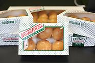 Deliveroo | Krispy Kremes