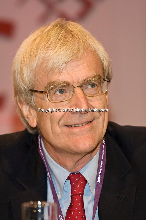 Richard Lambert, Director General CBI, speaking at the TUC, Brighton 2007.