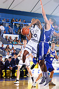 Antibes 21/06/1999<br /> Campionati Europei di Basket Francia 1999<br /> Italia-Bosnia<br /> Carlton Myers