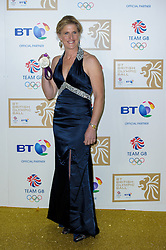 Kristina Cook during the BT Olympic Ball, held at the Grosvenor Hotel, London, UK, November 30, 2012. Photo By Anthony Upton / i-Images.