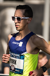 USA Olympic Team Trials Marathon 2016, Saucony, York