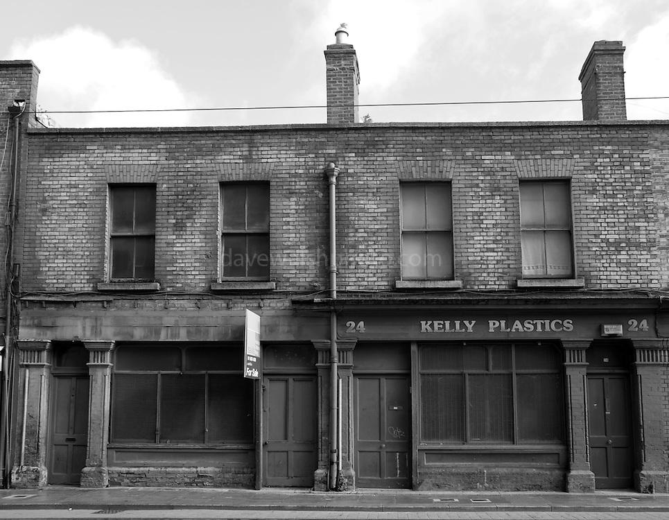 Derelict Shops on Benburb Street