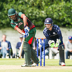 Scotland v Kenya | T20 qualifiers Edinburgh | 14 July 2015