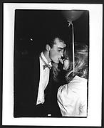 DEAN BOWMAN-PENNICK; JO JO BERONDS, Dancing. London Charity Ball, 1984
