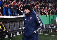 Fussball  DFB Pokal  Achtelfinale  2017/2018   FC Bayern Muenchen - Borussia Dortmund        20.12.2017 Mats Hummels (FC Bayern Muenchen)