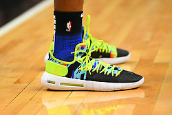 January 6, 2019 - Los Angeles, CA, U.S. - LOS ANGELES, CA - JANUARY 06: Orlando Magic Forward Wes Iwundu (25) Nike shoes during a NBA game between the Orlando Magic and the Los Angeles Clippers on January 6, 2019 at STAPLES Center in Los Angeles, CA. (Photo by Brian Rothmuller/Icon Sportswire) (Credit Image: © Brian Rothmuller/Icon SMI via ZUMA Press)