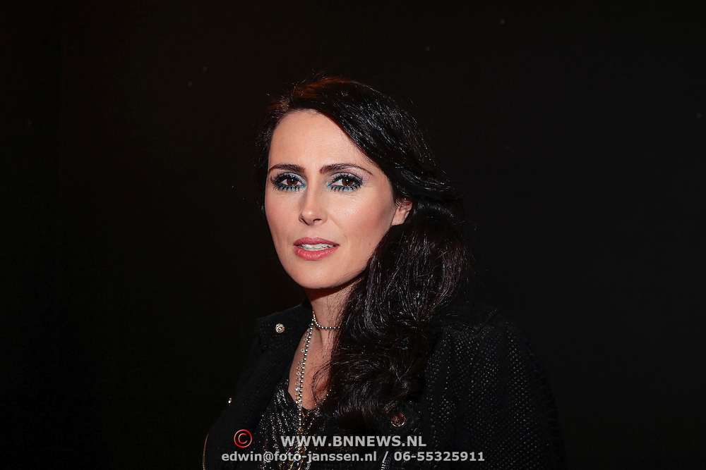 NLD/Amsterdam/20130318 - Modeshow Jan Boelo zomer 2013, Sharon van Andel