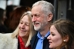 © Licensed to London News Pictures. 04/03/2017. London, UK. Thousand of people take part in a demonstration organised by People's Assembly Against Austerity, calling for a fully funded, publicly owned, NHS and social care service. Labour leader Jeremy Corbyn and Unite general secretary Len McCluskey are expected to speak at the London event, with similar marches taking place across the UK. Photo credit: Ben Cawthra/LNP