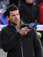 Fussball  DFB Pokal  Achtelfinale  2017/2018   FC Bayern Muenchen - Borussia Dortmund        20.12.2017 TV Experte Michael Ballack