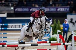 Meyer Elisabeth, GER, Monodie H<br /> Stuttgart - German Masters 2018<br /> © Hippo Foto - Stefan Lafrentz