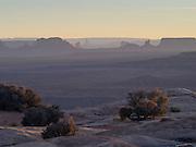 View from Muley Point overlook, Cedar Mesa, Utah