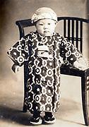 baby toddler Japan 1925