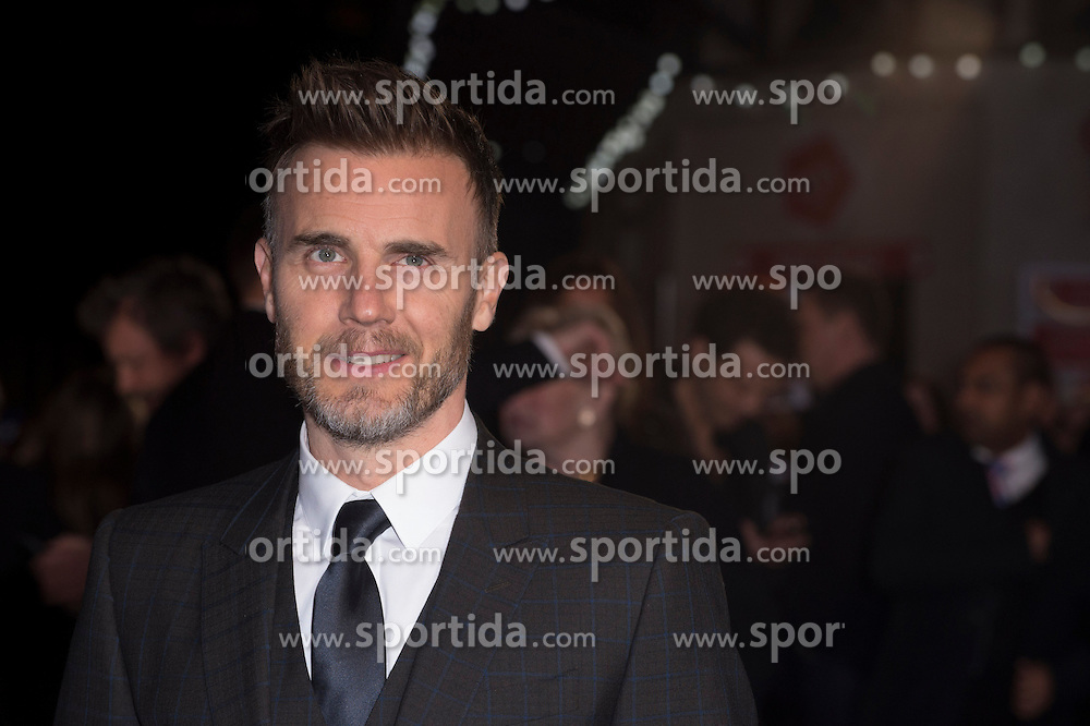Gary Barlow attends the European premiere for &quot;Eddie the Eagle at Odeon Leicester Square in London, 17.03.2016. EXPA Pictures &copy; 2016, PhotoCredit: EXPA/ Photoshot/ Euan Cherry<br /> <br /> *****ATTENTION - for AUT, SLO, CRO, SRB, BIH, MAZ, SUI only*****