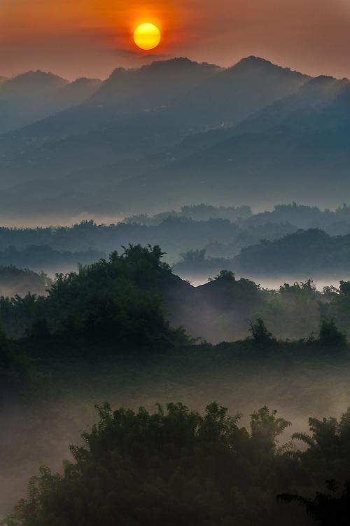 Moonworld Sunrise, Erliao, Tainan, Taiwan