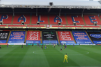 Football - 2019 / 2020 Premier League - Crystal Palace vs Burnley<br /> <br /> Empty ground, at Selhurst Park<br /> <br /> COLORSPORT/ANDREW COWIE