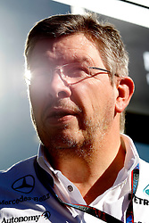 Motorsports / Formula 1: World Championship 2010, GP of Italy, Ross Brawn (ENG, Mercedes GP Petronas),