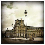 10-4-11 --- Part of what was the Tuileries Palace, now part of the Louvre.